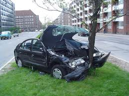 Clearly its the trees fault. Maybe if it had High-Viz wrapped around it and.....