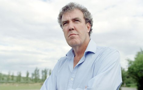 Jeremy Clarkson - Must now be classified as 'a bit tepid'